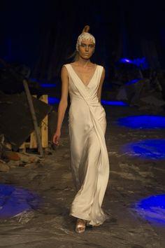 7304 Wedding Dress – David Fielden Sposa 2012 Collection