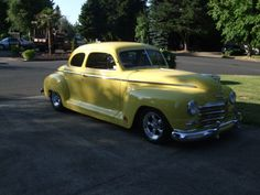 1947 Plymouth Coupe...Re-pin brought to you by agents of #Carinsurance at #HouseofInsurance in Eugene, Oregon...Call for a Quote 541-345-4191