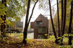 Housing Development Rasu Namai,© Norbert Tukaj