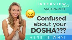 Did you know your mental and physical Ayurvedic dosha might not be the same? In this episode Ayurvedic expert Sahara Rose reviews the basic principles of Ayurveda for those of you whom are new to this science. Next she explains why your dosha may be different in your body and your mind and why this has so many people confused about their dosha. Through this mind-body unique approach Sahara has helped her clients overcome major health challenges and personal obstacles. Walk away from this…
