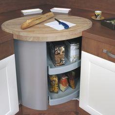 aménagement angle bas 2 paniers pour meuble l 100 cm delinia ... - Meuble Cuisine Angle Bas