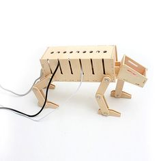 DIY AT-AT Cable Organizer, $30, now featured on Fab.