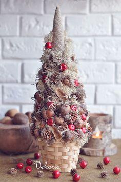 Christmas tree, елка новогодняя