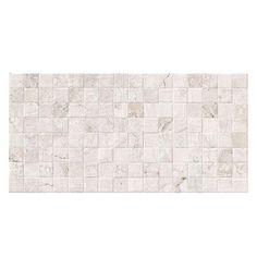 Legend White Concept Deco Ceramic & Porcelain Deco Tile.