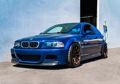 ● Clean BMW E46 M3 Mpower Blue Car RaceCar Racing Turbo ◎ Photographer: Nicholas Hur Bmw 3 E46, Bmw M5, E46 M3, M3 Convertible, Bmw Love, Bmw Models, Bmw 3 Series, Fast Cars, Blue Cars