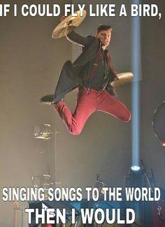 Uhhh, Joel that's Moriah's song...