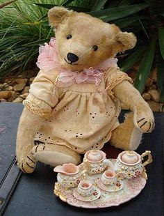 she is a grand old teddy bear ...