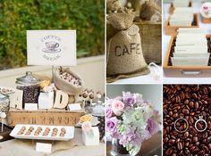 Inspirações para um casamento com café colonial | Blog do Casamento