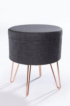 Image for Danish Storage Footstool from studio
