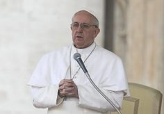 Papa Francisco. Audiencia General 07/05/2014. Live - Directo TV