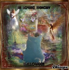 In Loving Memory Of Halloween