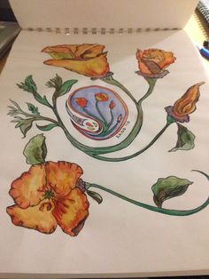 Paisley flower Paisley Flower, 100th Day, Drawings, Flowers, Projects, Painting, Art, Log Projects, Craft Art