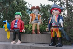 Playmobil, Amusement Parks