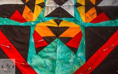 Quilting Solutions: Why Stitch in the Ditch?