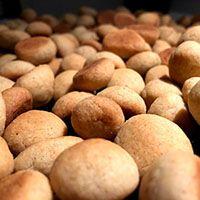 Hjemmelavede pebernødder Potatoes, Vegetables, Food, Vegetable Recipes, Eten, Veggie Food, Potato, Meals, Veggies