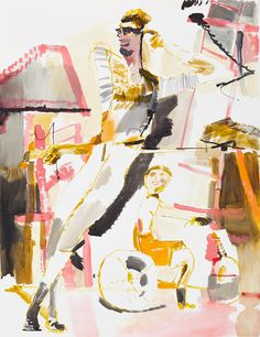 Michael Taylor's 2015 exhibition, 'Trophies', from September 2015 at Whatiftheworld Gallery in Cape Town. Tango, Daddy, Princess Zelda, Gallery, Artist, Anime, Fictional Characters, Contemporary, Paper