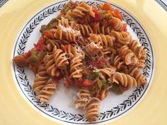 Squash Blossom Pasta Recipe