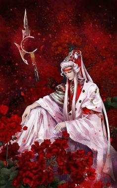 Huangquan by hazhangzhong Manga & Anime / Digital Media…