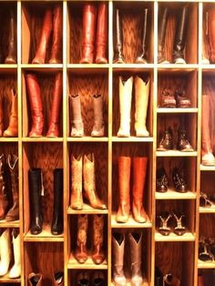 This would totally be my closet however it would be filled with only cowboy boots who's with me