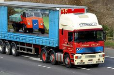 ERF was a British truck manufacturer. Established in 1933 by Dennis Foden, its factory in Sandbach, Cheshire was closed in and finished as a marque by owner MAN AG in Old Lorries, Bus Coach, Diesel Trucks, Commercial Vehicle, Classic Trucks, Old Trucks, British, Vans, Big