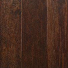 Bruce American Vintage Scraped Tobacco Barn 3/8 in. T x 5 in. W x Varying L Engineered Hardwood Flooring (25 sq. ft. / case)