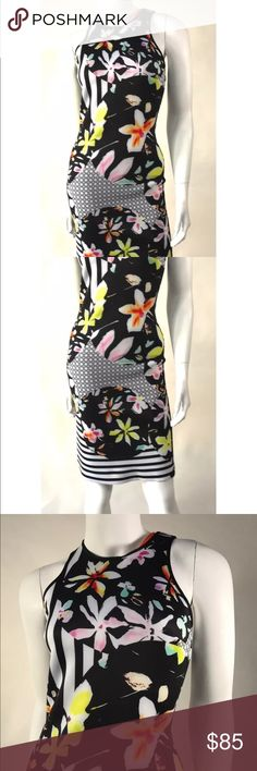 """Clover Canyons Woman  tank dress this item is new with Tag  • No flaws  • Tank dress pull on style  • Stretch  • Thick fabric  • Unlined  • Size S  • Very stretchy  • Bust 34"""", waist 27"""",Length 38""""  • All sales are final  Thank you for shopping! Clover Canyon Dresses Mini"""