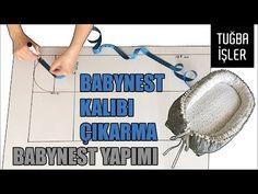 Babynest Kalıbı Çıkarma - Bebek Yuvası Kalıbı Hazırlama (Babynest Yapımı) | Tuğba İşler - YouTube