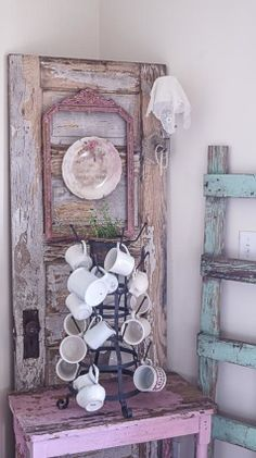 Best Of DIY - White Lace Cottage~ ♥ Shabby Chic Inspirations #shabbychic