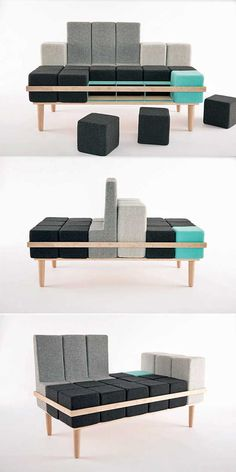 Amazing Space Saving Guest Bed