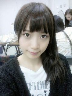 乃木坂46 (nogizaka46) fukagawa mai always look sad but so pretty ♥