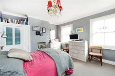 Bedroom, 3 bedroom terraced house for sale Kingswood Road, Penge