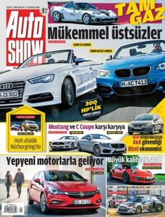 Auto Show - Turkey October 12 2015 edition - Read the digital edition by Magzter on your iPad, iPhone, Android, Tablet Devices, Windows 8, PC, Mac and the Web.