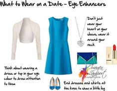 what to wear on a date eye enhancer