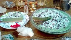 David's VitaMineral Green Cream Pie
