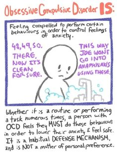 relationship with ocd person