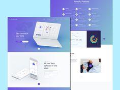 Mi Social – Free Flat PSD Website Template - http://freebiesjedi.com/2017/07/mi-social-free-flat-psd-website-template/