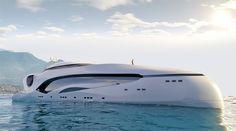 The Oculus Yacht | Concept | Gear