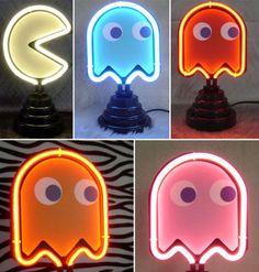 pac-man-neon