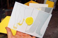 Julianne + Philip's Whimsical Letterpress Wedding Invitations