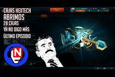 CAJAS HEXTECH #4 | 28 de artesanía hextech | League of Legends en español