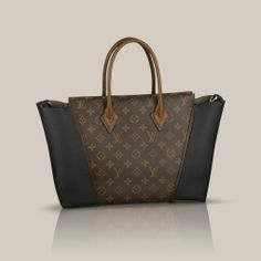 W PM Monogram Canvas $3,850.   It beautifully combines Monogram canvas sides with a unique Cuir Orfèvre calfskin leather body to create a tote bag that is truly arresting.