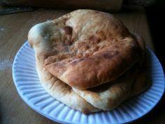 Hjemmelaga naan-brød