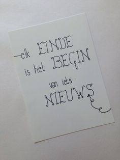 """Items similar to Map """"Beginning"""". (Format postcards on Etsy Best Quotes, Life Quotes, Little Presents, Dutch Quotes, Drawing Letters, Philosophy Quotes, Cool Writing, Good Thoughts, Wise Words"""