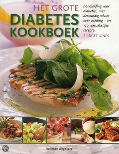 Het grote diabeteskookboek - Bridget Jones - ISBN 9789048300945. Het grote naslagwerk met een deskundige introductie over voedzame en gezonde voeding met 170 heerlijke recepten die stap-voor-stap worden beschreven vergezeld van meer dan 650 prachtige en praktische foto's. GRATIS VERZENDING IN BELGIË - BESTELLEN BIJ TOPBOOKS VIA BOL COM OF VERDER LEZEN? DUBBELKLIK OP BOVENSTAANDE FOTO! #kookboeken