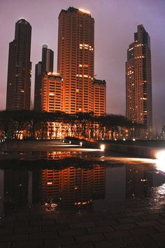 Puerto Madero / Buenos Aires - Argentina Bolivia, Uruguay Tourism, Night City, Most Beautiful Cities, Adventure Is Out There, South America, Places To Travel, Chile, Caribbean
