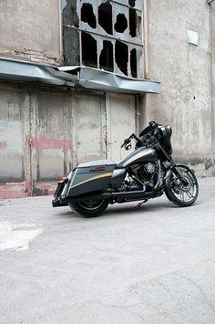 Harley-Davidson Street Glide FLHX Bagger