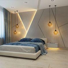 Pin By Roaa Elreyaly On Bedroom Interior Design Luxury Bedroom Modern Luxury Bedroom, Luxury Bedroom Design, Room Design Bedroom, Bedroom Furniture Design, Home Room Design, Luxurious Bedrooms, Bedroom Wall, Hotel Bedrooms, Bedroom Ideas
