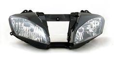 Mad Hornets - Headlight Yamaha YZF R6 600 OEM Style (2006-2007) Clear, $119.99 (http://www.madhornets.com/headlight-yamaha-yzf-r6-600-oem-style-2006-2007-clear/)
