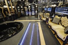 big brother uk house - Google Search Big Brother Canada, Big Brother House, Celebrity Big Brother, Stairs, Loft, Celebrities, Interior Ideas, Decorations, Google Search