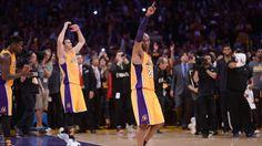 Kobe scores 60 points before retiring. http://ift.tt/2632JdY Love #sport follow #sports on @cutephonecases